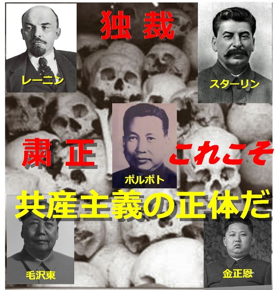 独裁者 共産主義