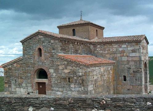 サン・ペドロ・デ・ラ・ナーベ聖堂