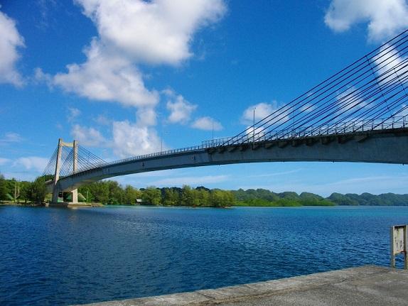 KBブリッジ(日本・パラオ友好の橋)