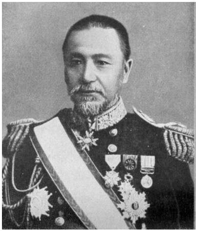 東郷平八郎(1907年〈明治40年〉)