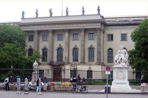 ベルリン・フンボルト大学