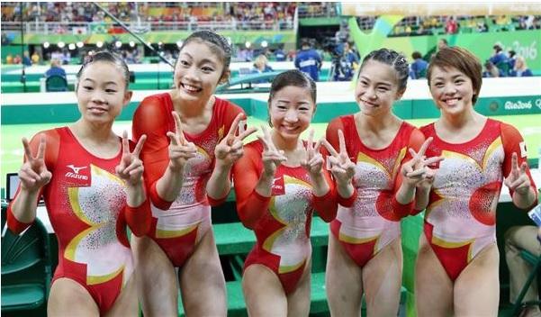 日本 体操女子