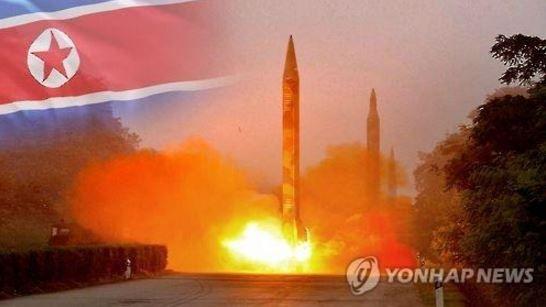 北朝鮮 ミサイル 2