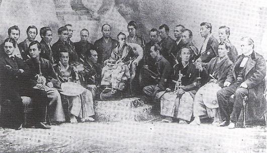 日本の派遣団