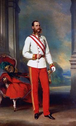フランツ・ヨーゼフ1世(1865年)