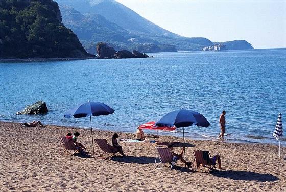 モンテネグロ 海 2