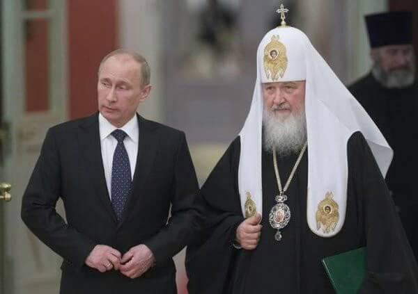 プーチン ロシア正教