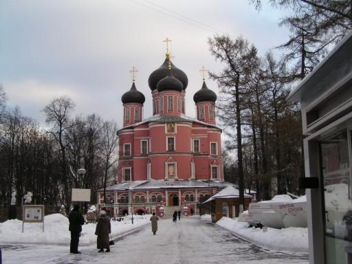 ドンスコイ修道院