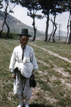 1950年代の韓国・釜山 3