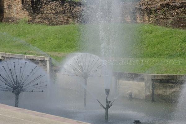 チェンマイの水風景1