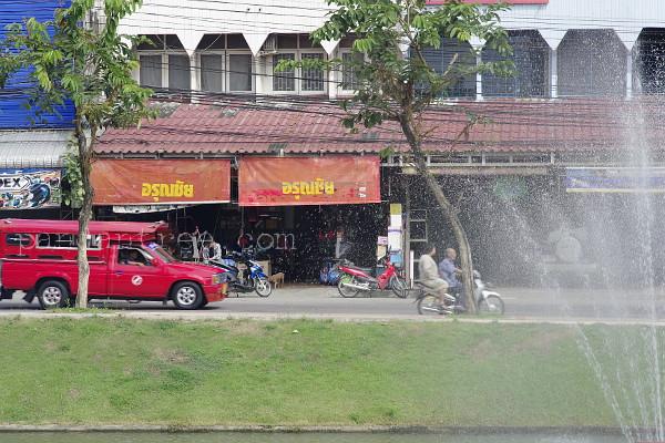 チェンマイの水風景2