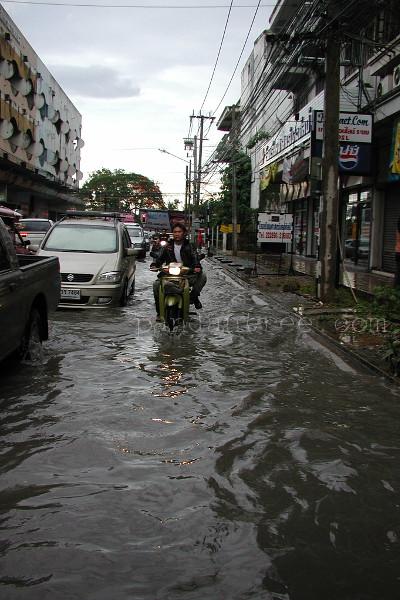 チェンマイの洪水