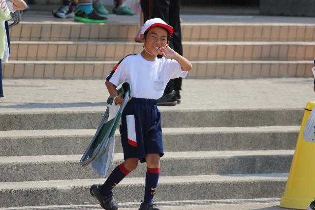 小学1年生の運動会