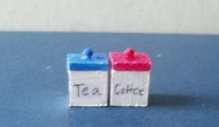 紅茶、コーヒーケース