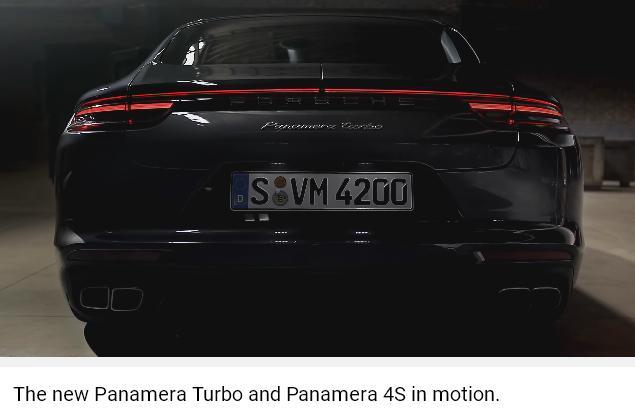 Porscheポルシェパナメーラターボ_4S_2017_PO_001