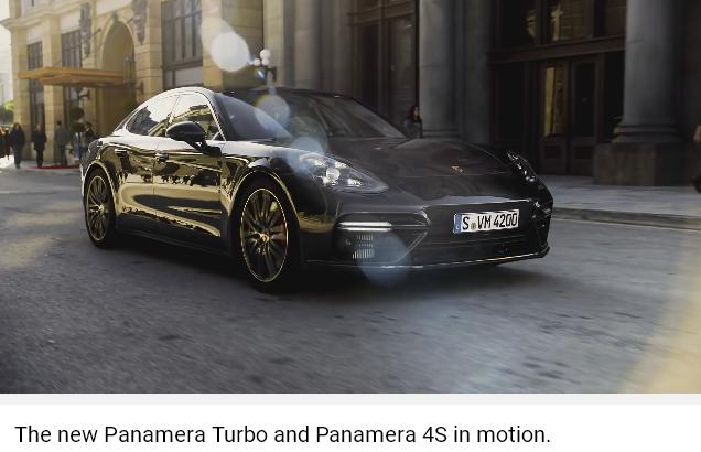 Porscheポルシェパナメーラターボ_4S_2017_PO_002
