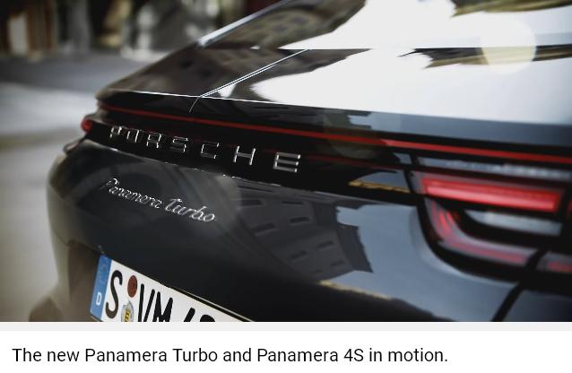 Porscheポルシェパナメーラターボ_4S_2017_PO_003