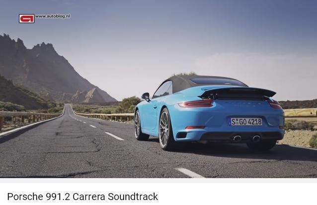 Porscheポルシェ991後期カレラカブリオレ_AB_001