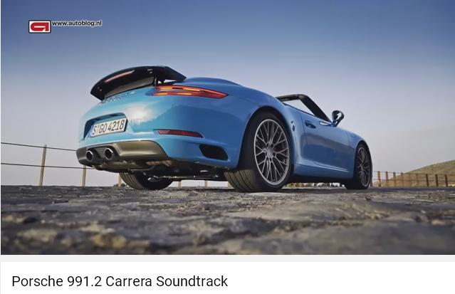 Porscheポルシェ991後期カレラカブリオレ_AB_003