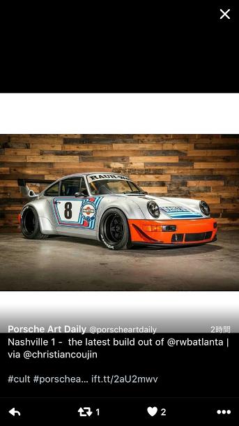 Porscheポルシェ964RWB_Nashville1_TW_20160808