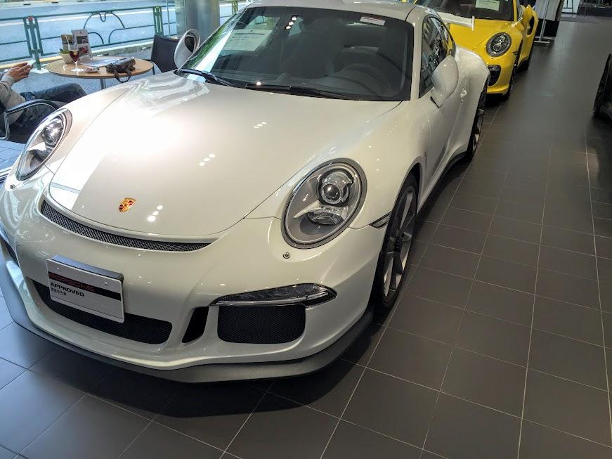 Porscheポルシェ991GT3_PC_SetagayaFC_20161016_001