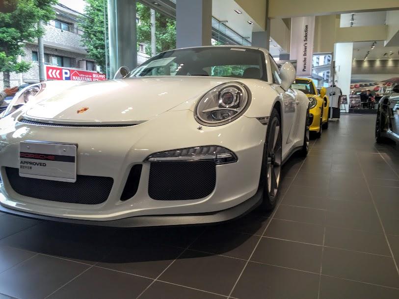 Porscheポルシェ991GT3_PC_SetagayaFC_20161016_002