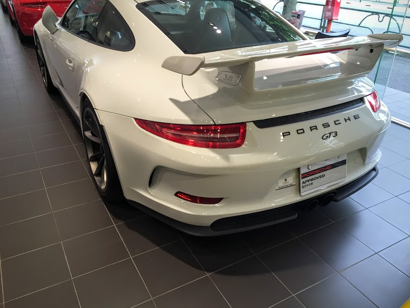 Porscheポルシェ991GT3_PC_SetagayaFC_20161016_003