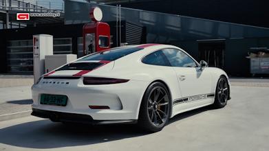 ポルシェ911R(Type991)Porsche 911 R review Autoblog_001