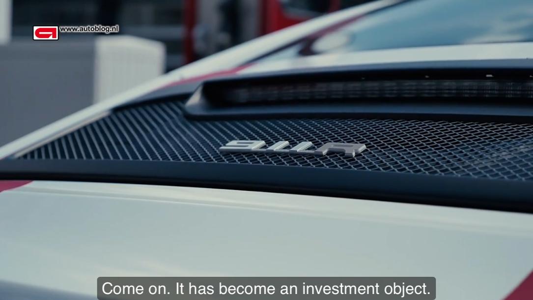ポルシェ911R(Type991)Porsche 911 R review Autoblog_004