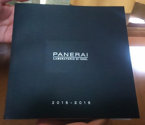 パネライ(PANERAI) 2015-2016カタログ