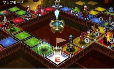 カルドセプト リボルト 攻略 クエスト 闇に潜むもの 07 支配者と対決~強者の定め バンブルビー ステージ3つ