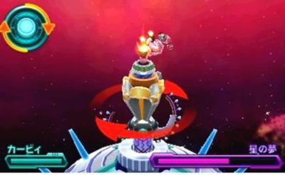 星のカービィ ロボボプラネット ボス攻略 エリア7 ラスボス 『星の夢』