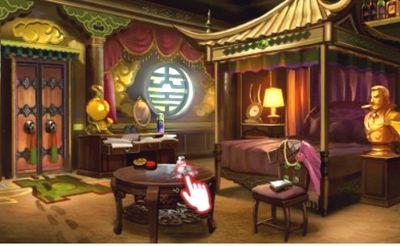 逆転裁判6 攻略 第5話 探偵2日目 その2 ガラン宮殿 インガの寝室 調査ポイント など