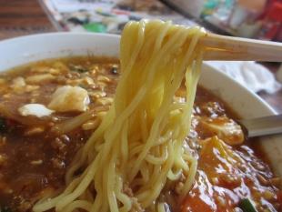 安兵衛 麻婆麺 麺