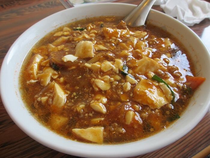 安兵衛 麻婆麺