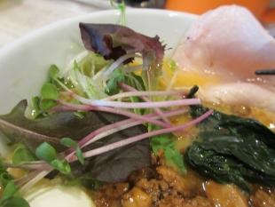 鶏和っ賛 麻婆担々麺 具 (4)