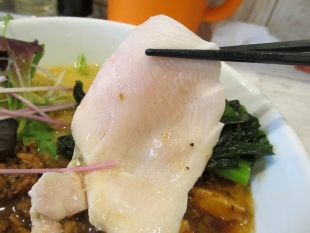 鶏和っ賛 麻婆担々麺 具 (3)