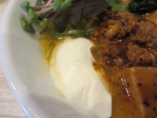 鶏和っ賛 麻婆担々麺 具 (2)