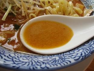 カヌチャ屋 担々麺 スープ