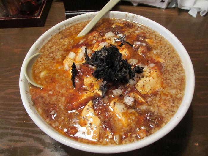 東光 煮干麻婆麺