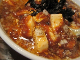 東光 煮干麻婆麺 具 (2)