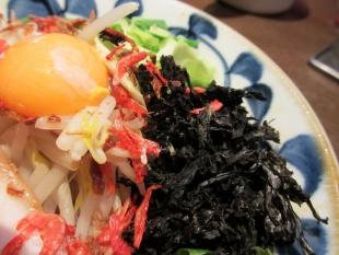 石黒 辛エビ和麺 具