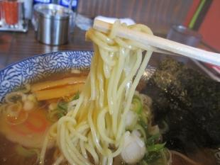 ふじの東中野山 中華ソバ 麺