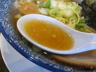 ふじの東中野山 中華ソバ スープ