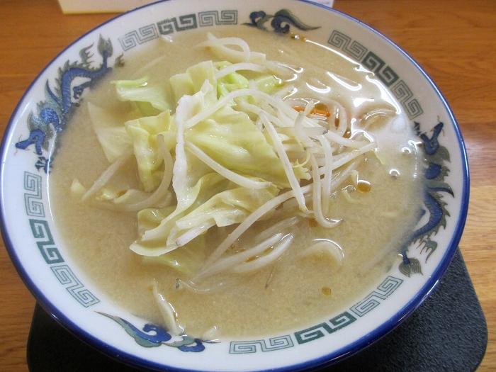 恵 ブレンド野菜味噌ラーメン