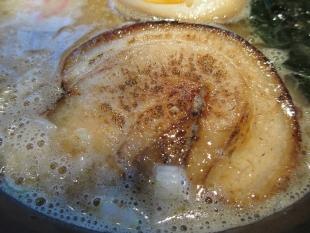 ら麺のりダー 塩ラーメン チャーシュー