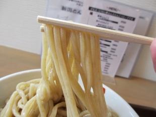 燈 濃厚つけ麺 麺 (2)