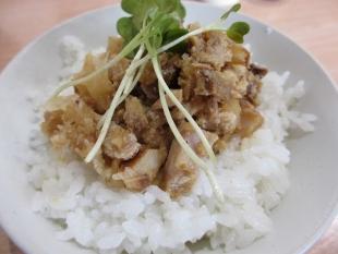 麺や来味弁天 オロシチャーシューご飯