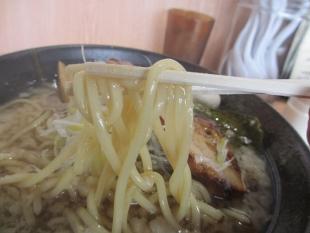 麺や来味弁天 ちゃっちゃ麺 麺