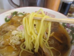 勝鬨屋 肉そば 麺